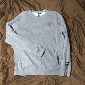 Other - RVCA Boys Gray Sweatshirt